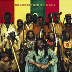 The African (CD)