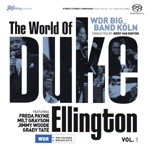 The World Of Duke Ellington Vol 1 - With Freda Payne (CD)
