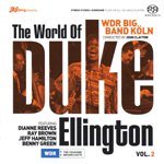 The World Of Duke Ellington Vol 2 - With Dianne Reeves (CD)