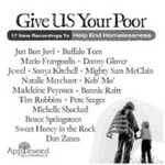 Give US Your Poor (CD)