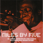 Miles By Five (CD)