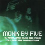 Monk By Five (CD)