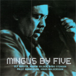 Mingus By Five (CD)