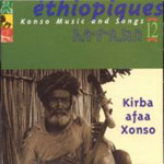 Ethiopiques Vol. 12: Konso Music And Songs (CD)