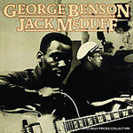 The New Boss Guitar Of George Benson/Hot Barebeque (CD)