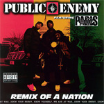 Remix Of A Nation (CD)