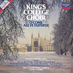 Produktbilde for O Come All Ye Faithful: Christmas Carols At King's College, Cambridge (CD)