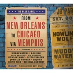 From New Orleans To Chicago Via Memphis (CD)