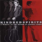 Kindred Spirits: A Tribute To The Music Of Johnny Cash (CD)