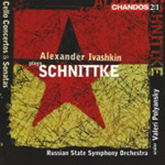 Schnittke: Cello Concertos and Sonatas (2CD)