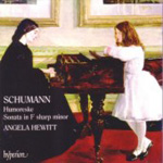 Schumann: Piano Sonata No 1; Humoreske (CD)