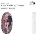 Dowland: First Book of Songes (CD)