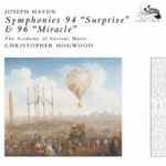 Haydn: Sympnonies Nos 94 and 96 (CD)