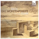Bach: Well-Tempered Clavier, Book 1 (2CD)