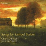 Barber: Songs (CD)
