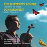 The Butterfly Lovers Violin Concerto; Tchaikovsky: Violin Concerto (CD)