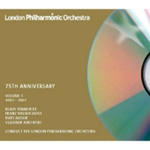 Produktbilde for London Philharmonic Orchestra - 75th Anniversary Edition Box Set Volume 3: 2: 1983-2007 (4CD)
