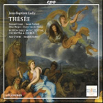 Lully: Thésée (3CD)