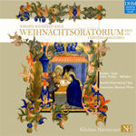 Produktbilde for Bach: Christmas Oratorio (CD)