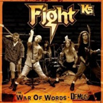 The War Of Words - Demos (CD)