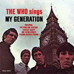 The Who Sings My Generation (CD)