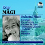 Mägi: Orchestral Works (CD)