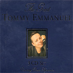The Great Tommy Emmanuel (3CD)
