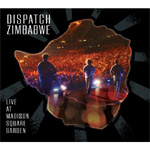 Dispatch Zimbabwe: Live At Madison Square Garden (m/DVD) (CD)
