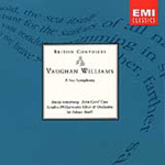 Vaughan Williams: Symphony No. 1 (CD)