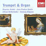 Maurice André - Trumpet and Organ (CD)