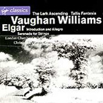 Elgar/Vaughan Williams: String Music (CD)
