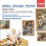 Delibes; Messager; Gounod: Ballet Suites (CD)