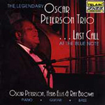 Last Call At The Blue Note (CD)