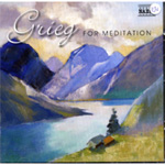 Grieg For Meditation (CD)