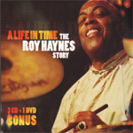 Produktbilde for A Life Time: The Roy Haynes Story (UK-import) (3CD+DVD)