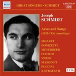 Joseph Schmidt - Arias and Songs (2CD)