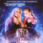 Anthems For The Champion The Queen EP (CD)
