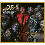 Thriller - 25th Anniversary Deluxe Edition (m/DVD) (CD)