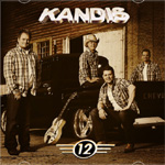 Produktbilde for Kandis 12 (CD)