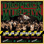 Live On St. Patrick's Day From Boston (CD)