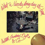 Produktbilde for What A Bloody Long Day It's Been (CD)