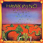 Hawkwind (1st album) (CD)