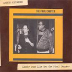 Lonely Just Like Me - The Final Chapter (CD)