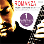 Anders Clemens Øien - Romanza (Remastered) (CD)