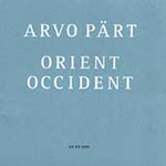 Orient & Occident (CD)