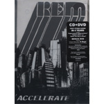 Accelerate - Limited Edition (m/DVD) (CD)