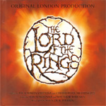 The Lord Of The Rings - Orginal London Production (m/DVD-Audio) (CD)