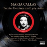 Maria Callas - Puccini Heroines & Lyric Arias (CD)