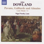 Dowland: Lute Works, Vol 3 (CD)
