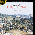 Handel: Trio Sonatas (CD)